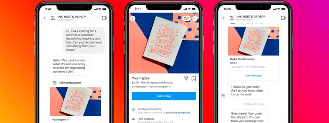 Facebook permite criar lojas virtuais para pequenos negócios – Facebook Shops
