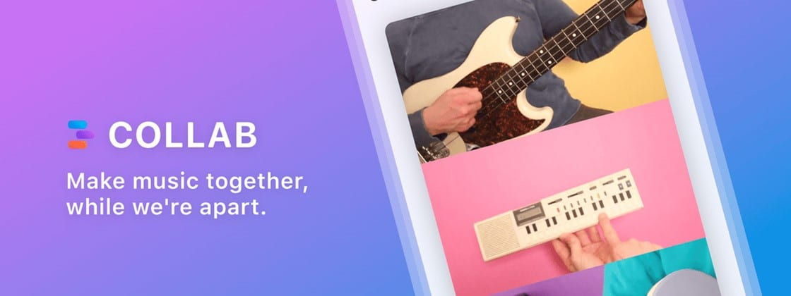 Facebook lança Collab, app musical para competir com TikTok