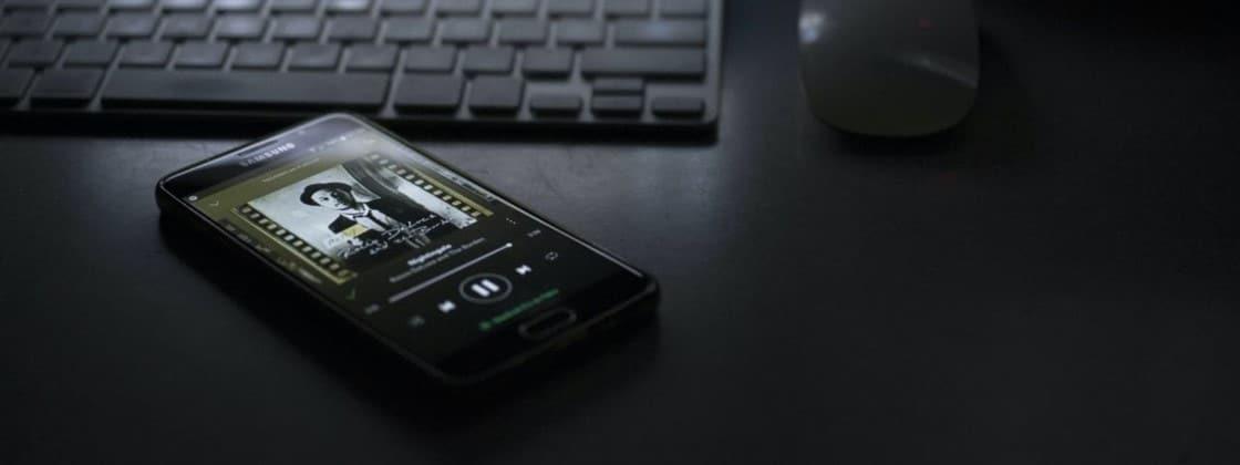 Spotify adere ao movimento Blackout Tuesday contra o racismo