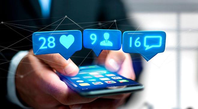 Perfis de marcas no Instagram têm mais interações que Facebook